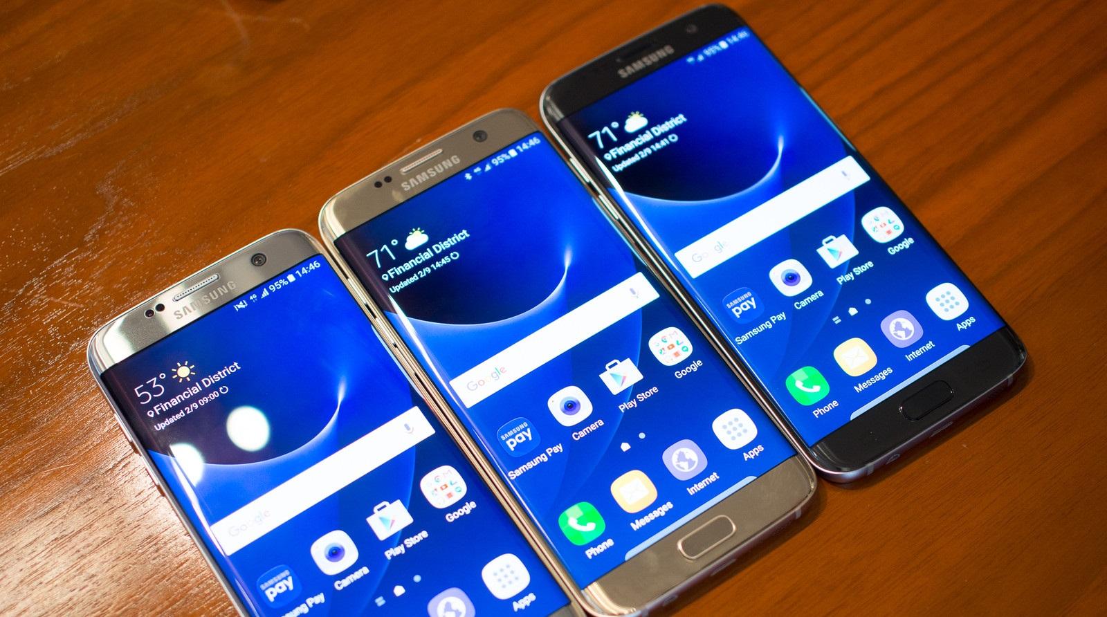 Galaxy S7, Galaxy S7 Edge giảm giá tại Mỹ, Việt Nam đã sẵn sàng?