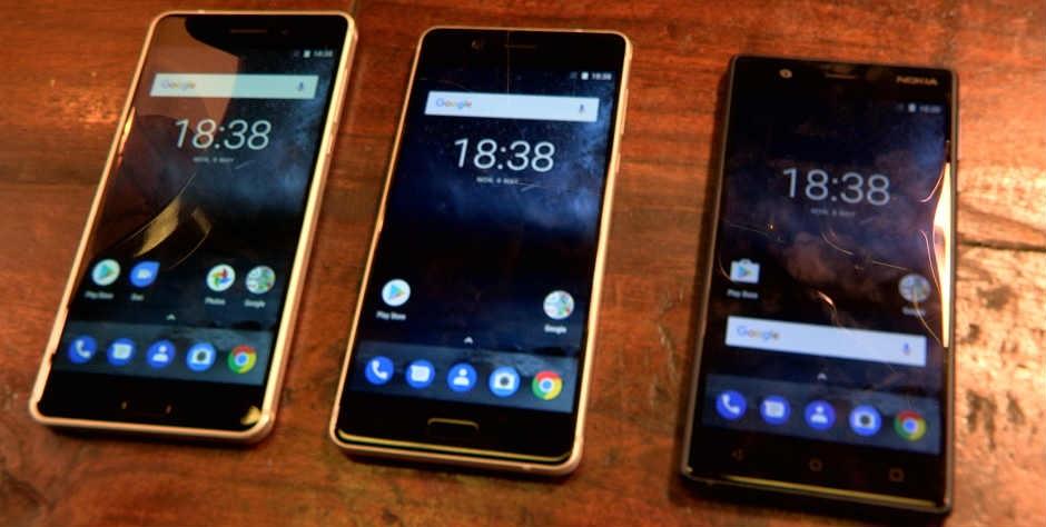 Tin vui: Tất cả những smartphone Nokia đều được lên đời Android O