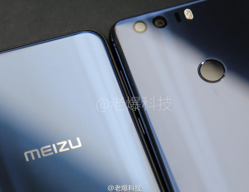 Meizu X xuất hiện với camera kép, thiết kế nhôm kính bóng bẩy