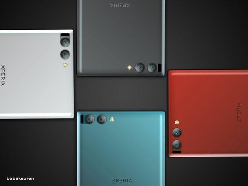 Xperia XZ Premium đẹp thế này sao mà cưỡng lại được?