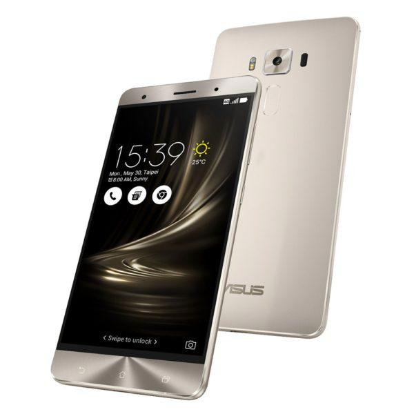 ZenFone 3 Deluxe chip Snapdragon 821 chuẩn bị lên kệ tại thị trường Mỹ