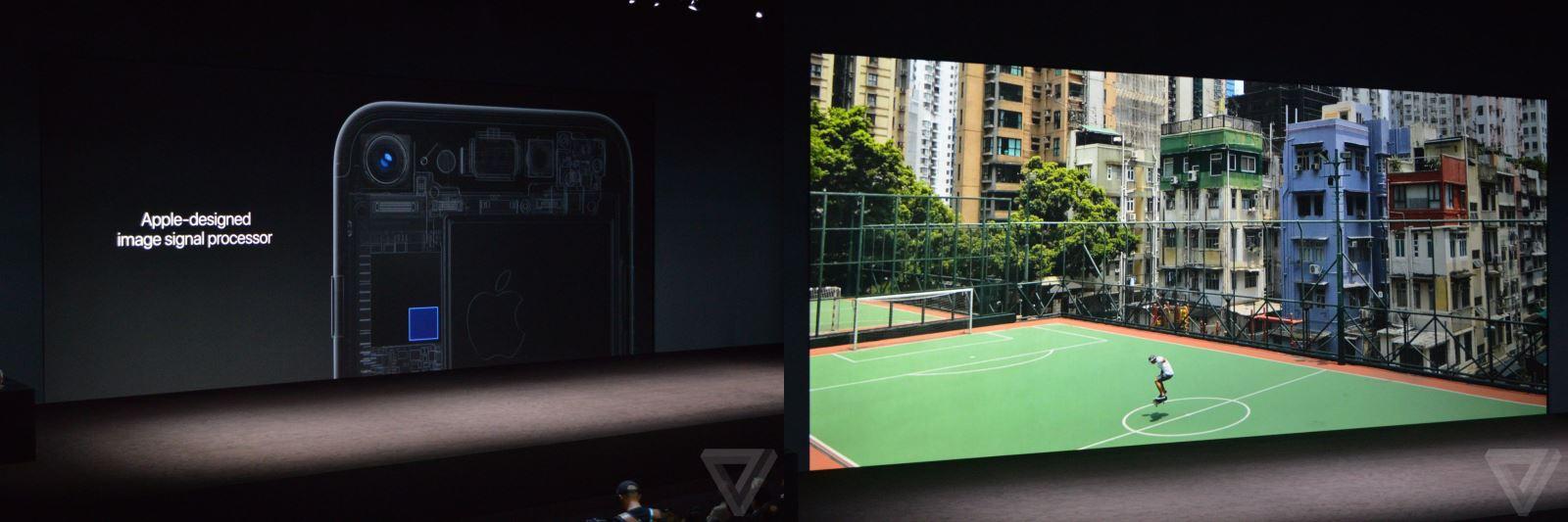 Bộ đôi iPhone 7 và iPhone 7 Plus sở hữu bộ xử lý ảnh mới cho chất lượng cao hơn