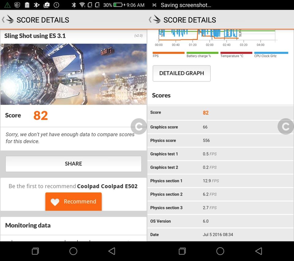 Coolpad Sky 3: Liệu gaming có phải vấn đề?