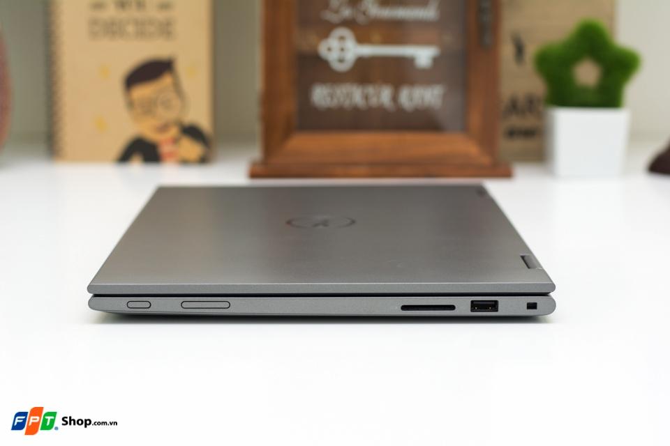 Đánh giá Dell Inspiron 13-5368: Thiết kế đa dụng, hiệu năng mạnh mẽ