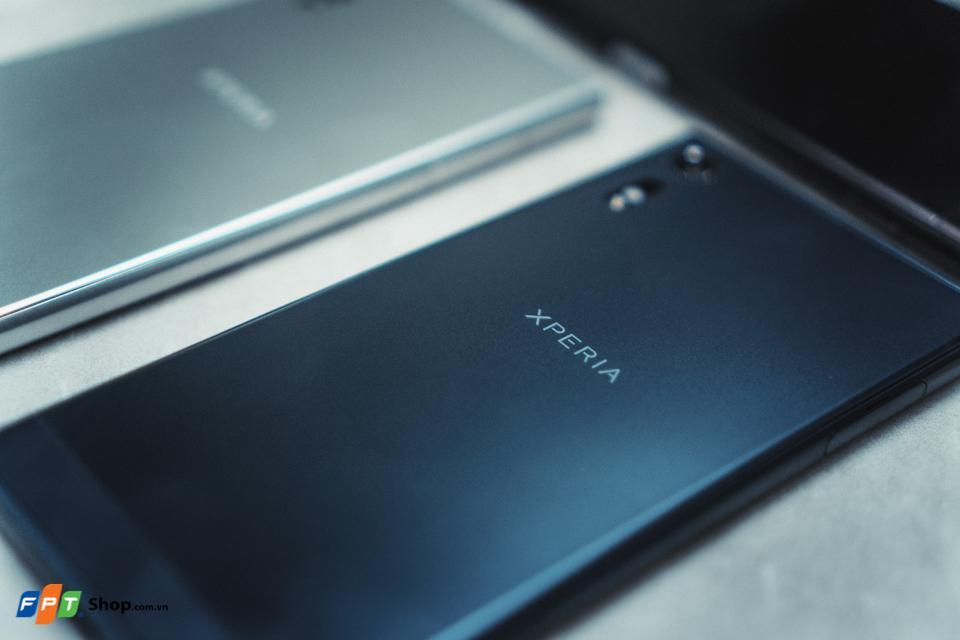 Sony Xperia XZ sở hữu Alkaleido cứng cáp, tinh tế