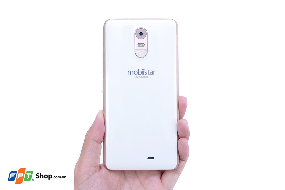 Thiết kế Mobiistar LAI Zumbo S