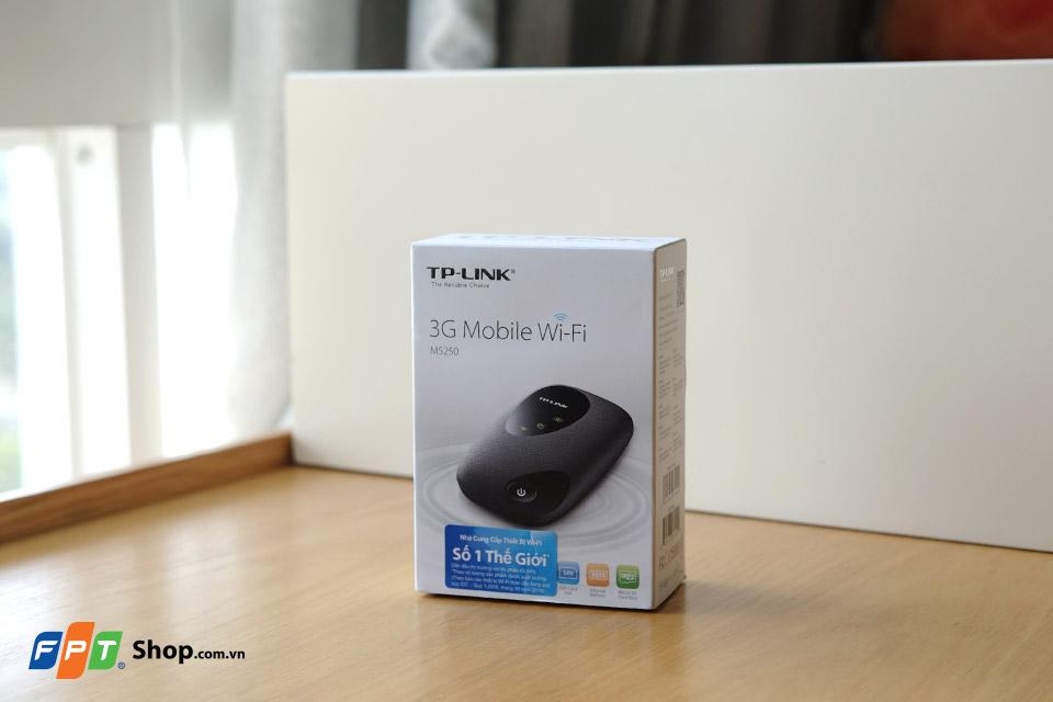 Hộp của TP-Link M5250