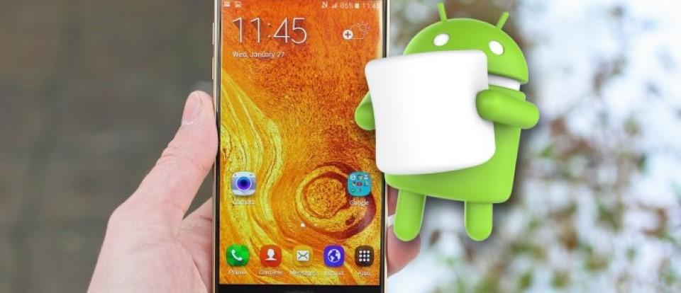 Samsung Galaxy A7 và A5 (2016) nhận cập nhật Android Marshmallow