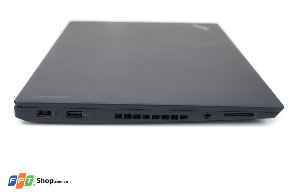 Cạnh trái của ThinkPad T460s