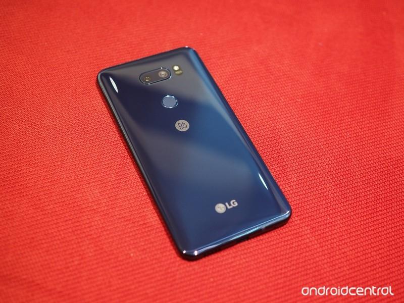 Hình ảnh LG V30s Thin Q