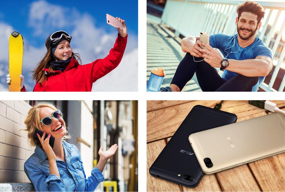 Zenfone 4 Max 2018 – thời gian sử dụng hỗn hợp ấn tượng