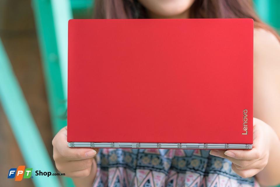 """Hệ thống bản lề kim loại với nhiều """"mắt"""" cực độc đáo từ Lenovo"""