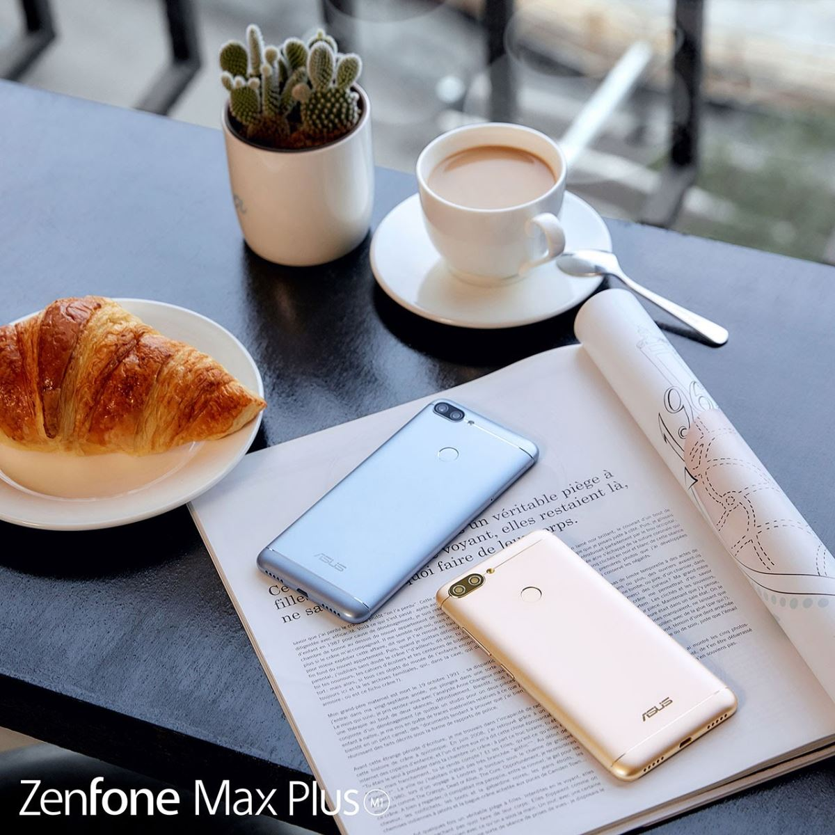 Với Zenfone Max Plus, pin không còn là trở ngại