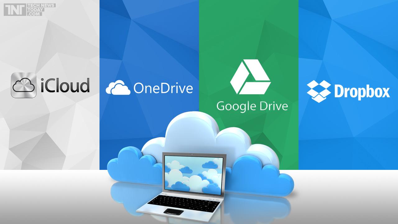 Sao lưu dữ liệu với các dịch vụ lưu trữ đám mây