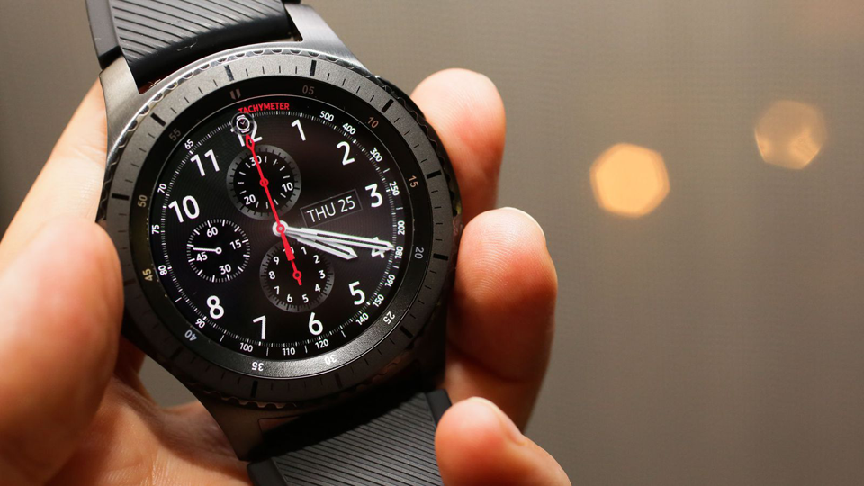Samsung Gear S3 Frontier mới