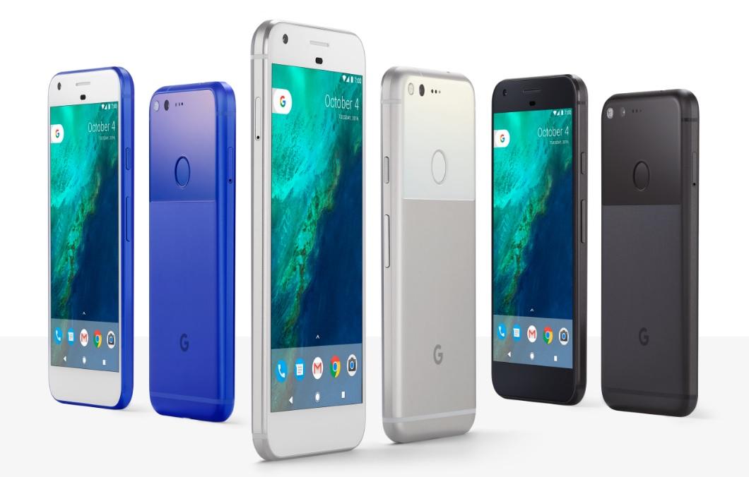 Trên tay Google Pixel và Google Pixel XL