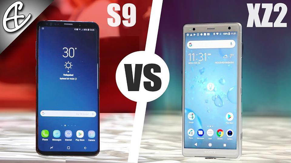 [Video] Super Slo-Mo 960 fps: Galaxy S9 và Xperia XZ2 (Ảnh 1)