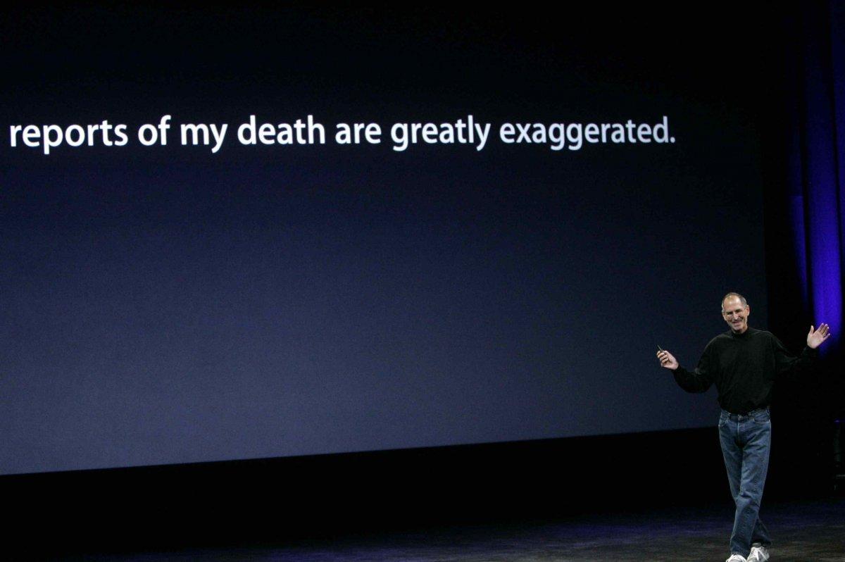 Toàn bộ quá trình hồi sinh Apple của Steve Jobs
