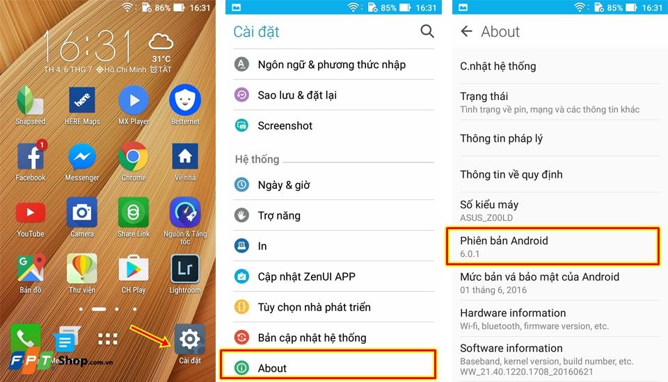 Sử dụng Asus Zenfone hiệu quả hơn với công cụ Asus Mobile Manager