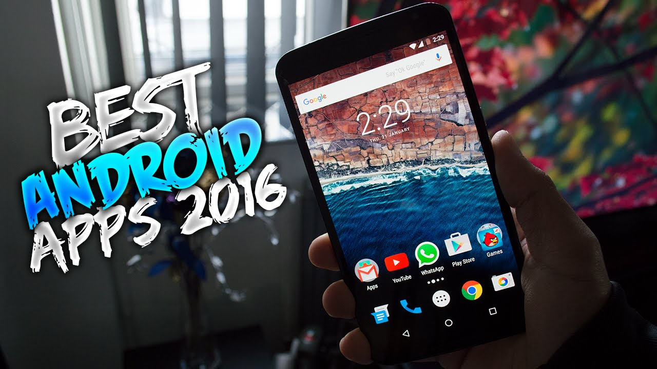 Top Apps Android