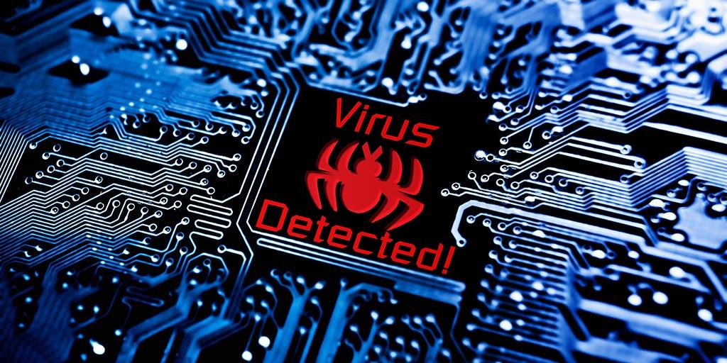 Minh họa Virus