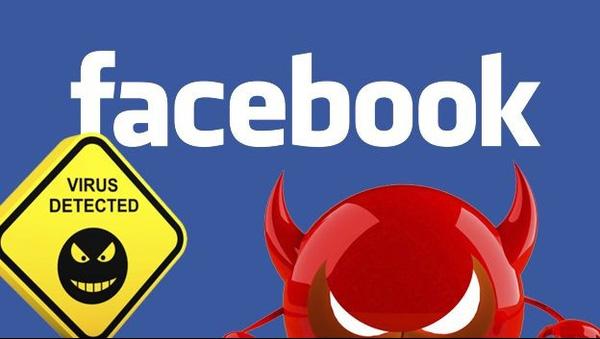 Cảnh giác với dạng virus FaceBook mới, spam hình ảnh có chứa mã độc cho bạn bè - ảnh 1