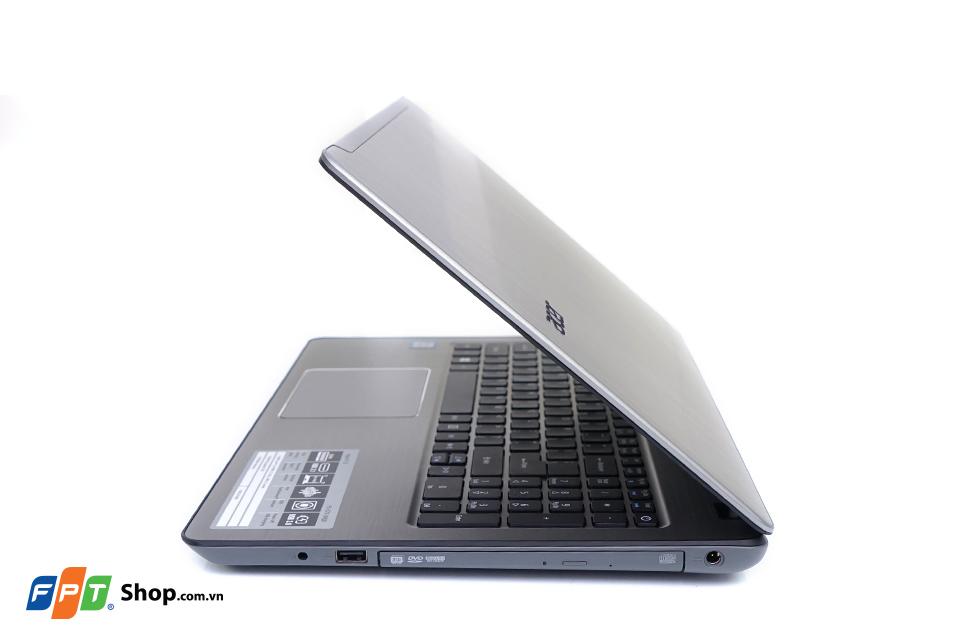 Một vài hình ảnh Acer F5