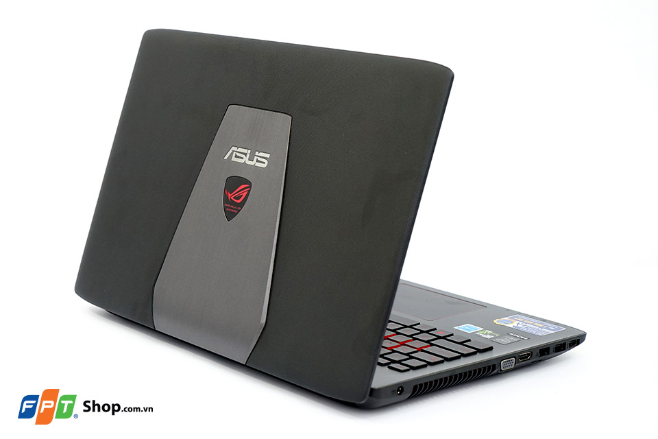 Thiết kế ASUS GL552