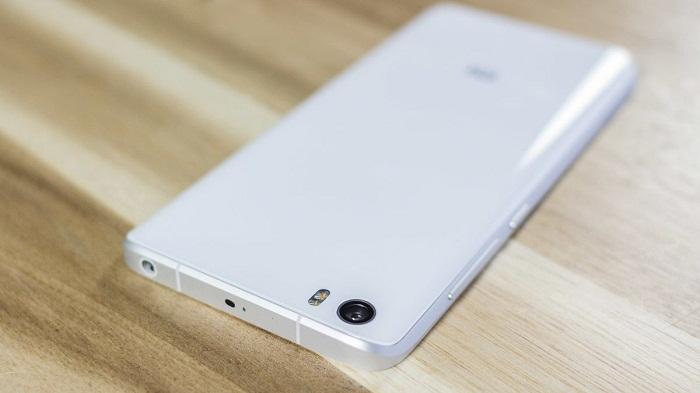 Camera trên Xiaomi MI5