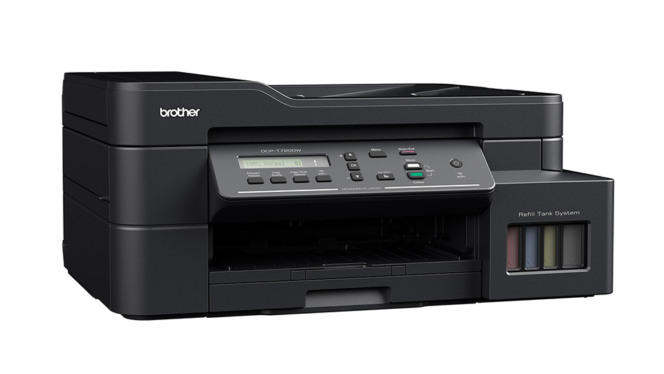 nạp giấy Brother DCP T720DW