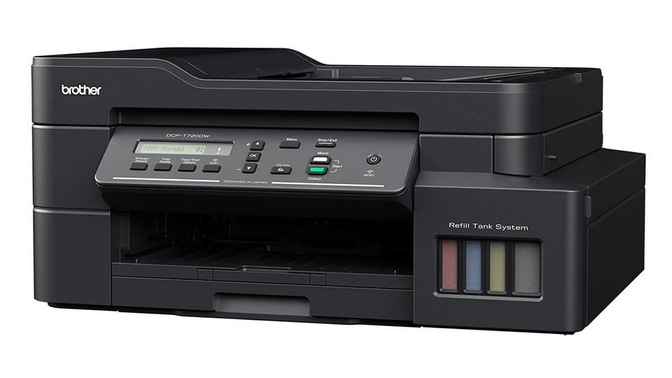 in Brother DCP T720DW