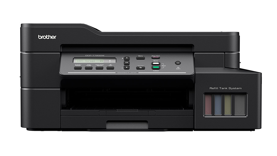 sử dụng Brother DCP T720DW