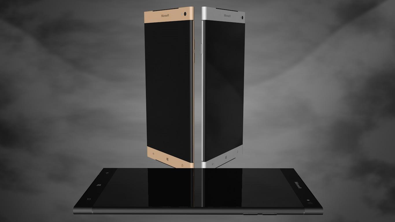 Microsoft Lumia Edge