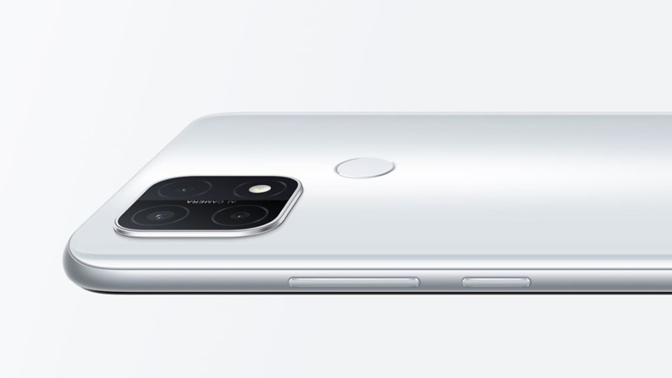thiết kế OPPO A15
