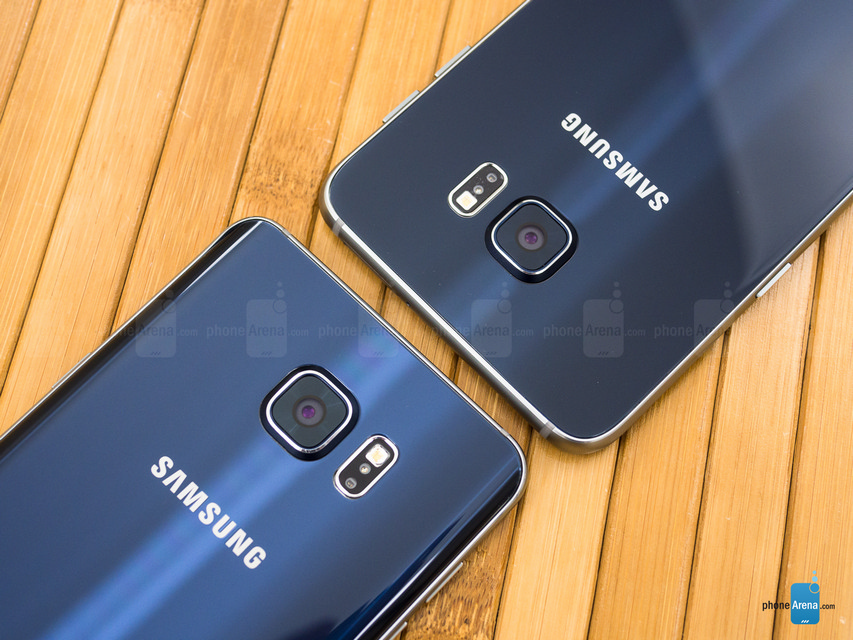 Samsung Galaxy Note 5 vs Samsung Galaxy S6 Edge Plus