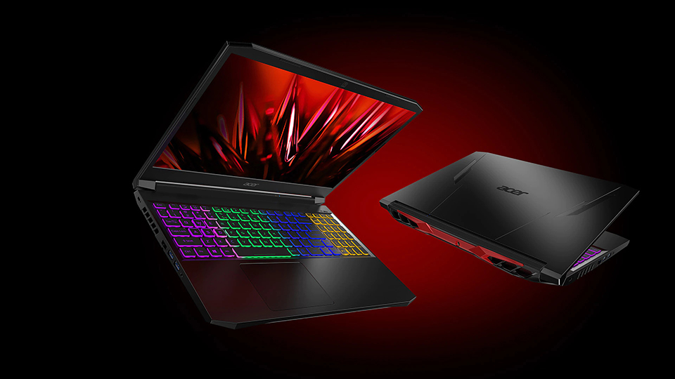 thiết kế Acer Nitro Gaming AN515 57 74RD