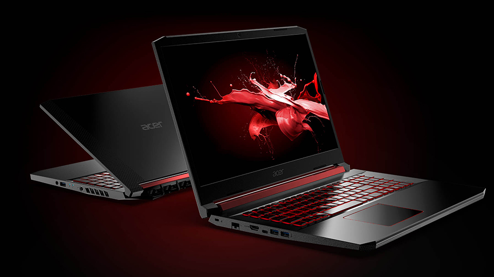 thiết kế Acer Nitro AN515