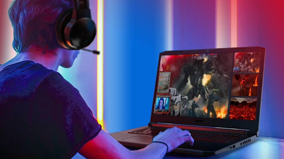 âm thanh Acer Nitro AN515