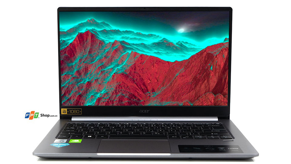 thiết kế Acer Swift 3S SF314