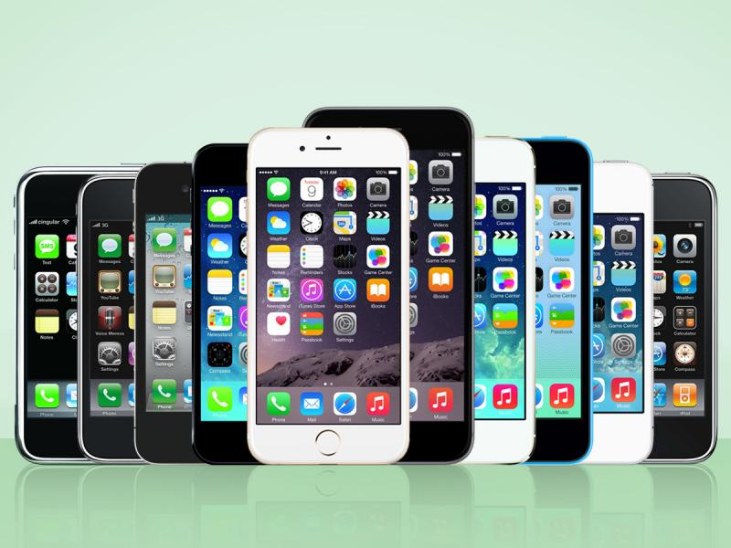 all iphone