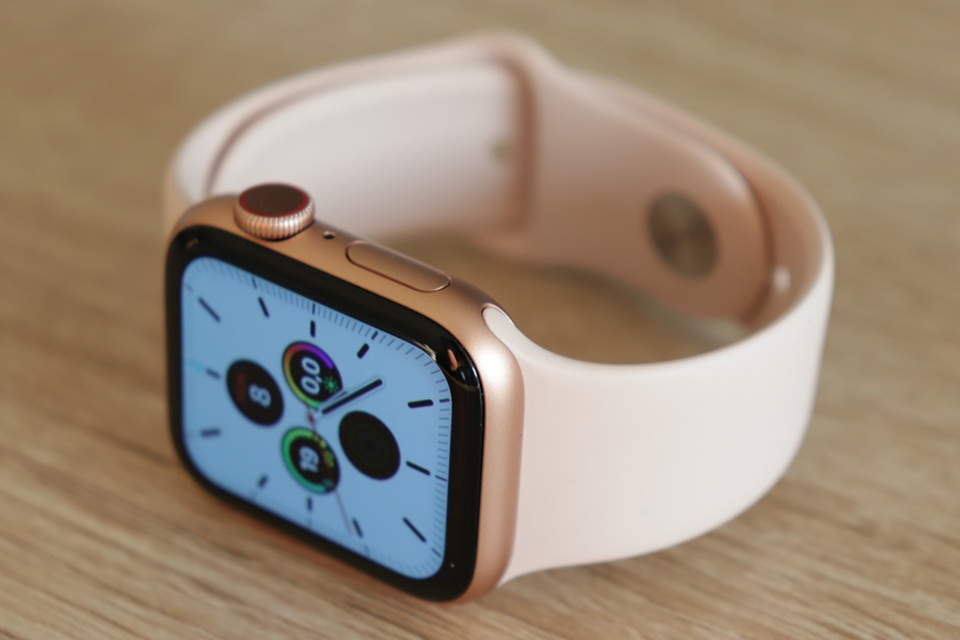 thiết kế Apple Watch SE GPS 40mm