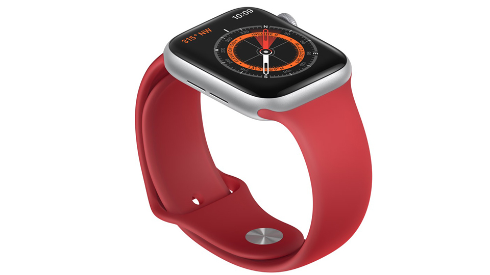 bản đồ Apple Watch Nike S5 GPS 40mm