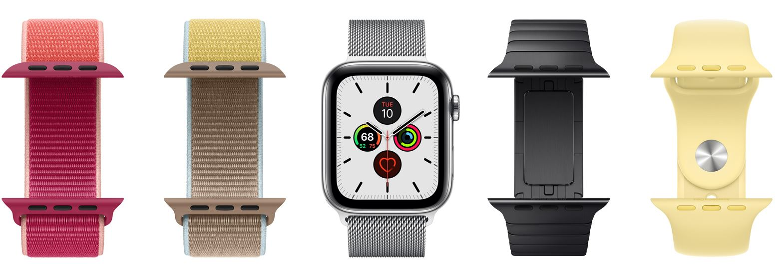dây Apple Watch Series 5