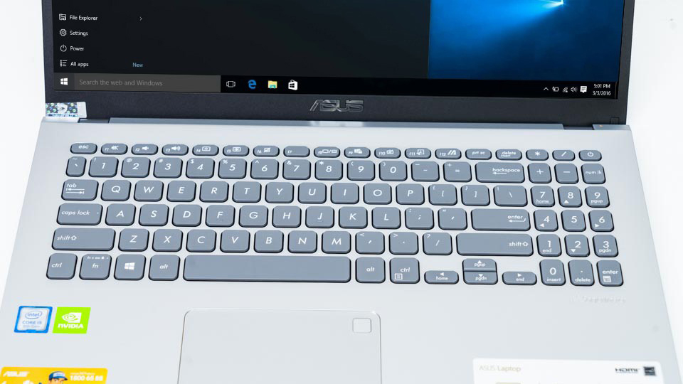 bàn phím Asus Vivobook X509FA-EJ560T