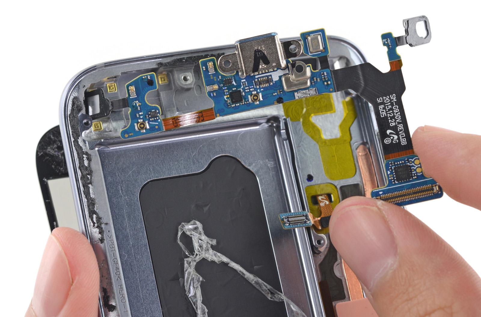 mo bung Samsung Galaxy S7