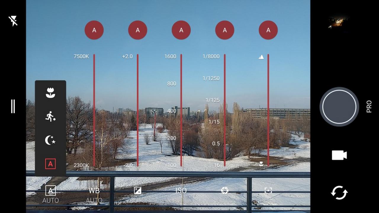đánh giá camera HTC 10 evo