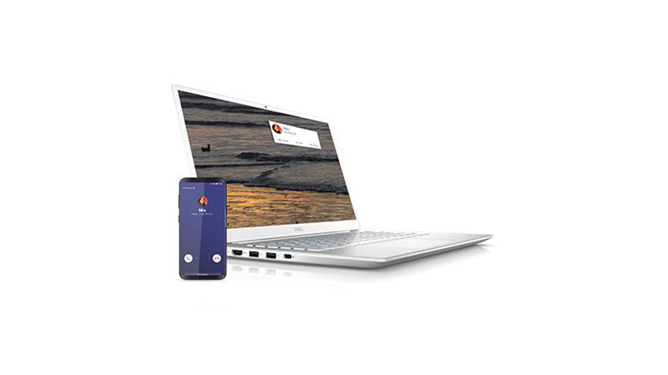 đồng bộ smartphone Dell Inspiron N5490