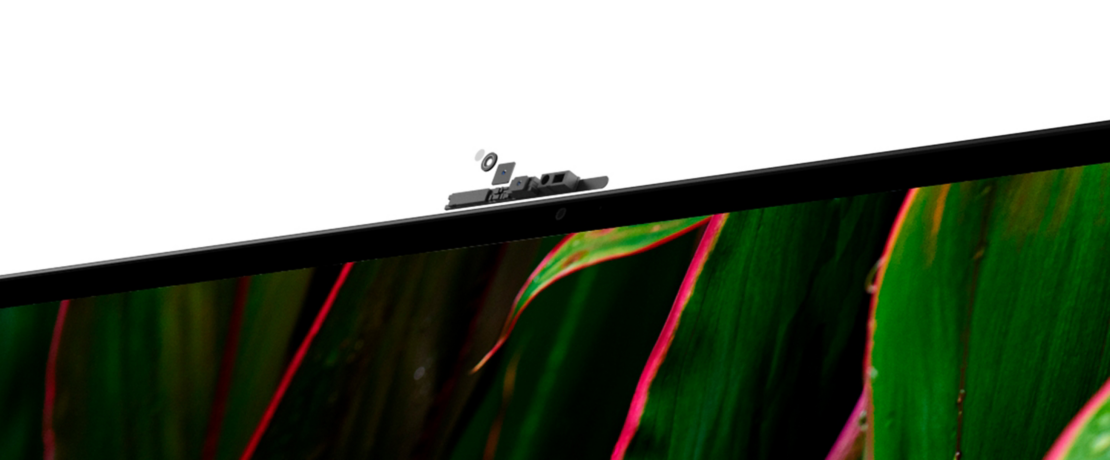 webcam Dell XPS 15 7590