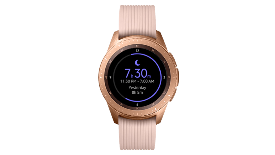 galaxy watch rose 3 Đánh giá chi tiết Đồng hồ Samsung Galaxy Watch 42mm Rose Gold