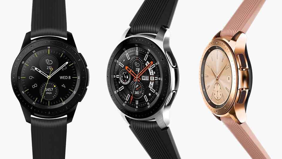 galaxy watch silver 7